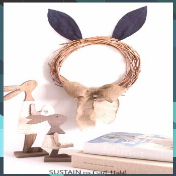 ▷ 1001 + ideas and instructions on how to make Easter bunnies! crafts ideas crafts crafts crafts