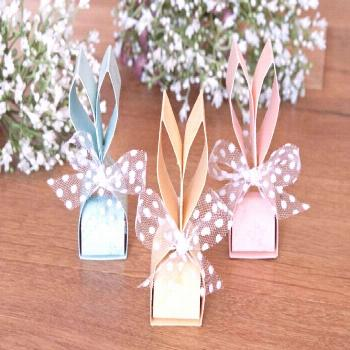 Bunnies Easter favors with instructions - ColorSpell -  Bunnies Easter favors with instructions –