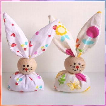 From now on they are hopping again, our popular Easter bunnies. (many new colors and ... painting s