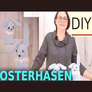 Making Easter bunnies from milk cartons - TETRA PACK UPCYCLING [gift idea] 2020 Osterhasen selber m