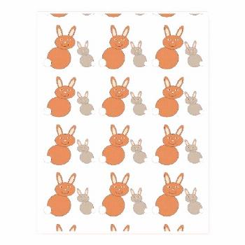 Mothers Day Bunnies Temporary Tattoo | ,  Mothers Day Bunnies Temporary Tattoo | ,