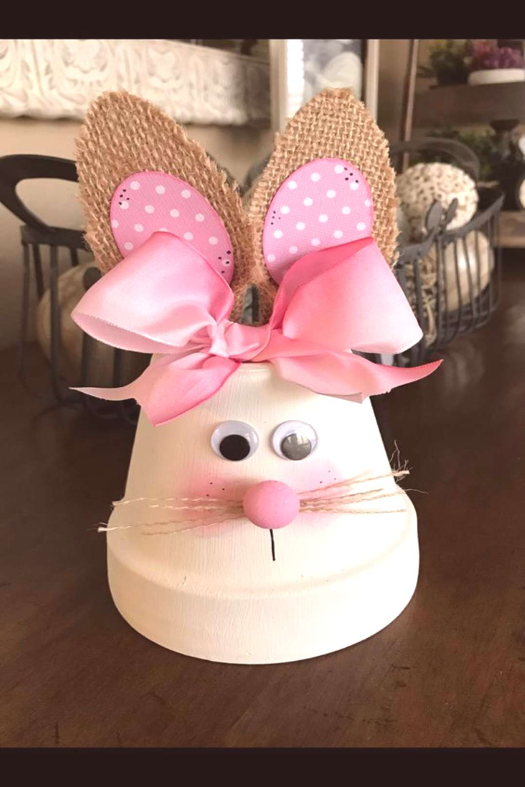 Tinker Easter bunnies made easy - 25 cute Easter bunny craft ideas Tinker Easter bunnies made easy